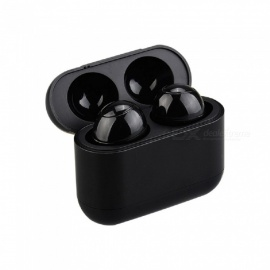 JEDX True Wireless Bluetooth V5.0 Earphone, Mini Stereo Bluetooth Earbuds Headset with 700mAh Charging Box