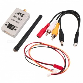 RC932 High Sensitivity Image Transmission Receiver 5.8G 32 Channel FPV Aerial Traversing Machine