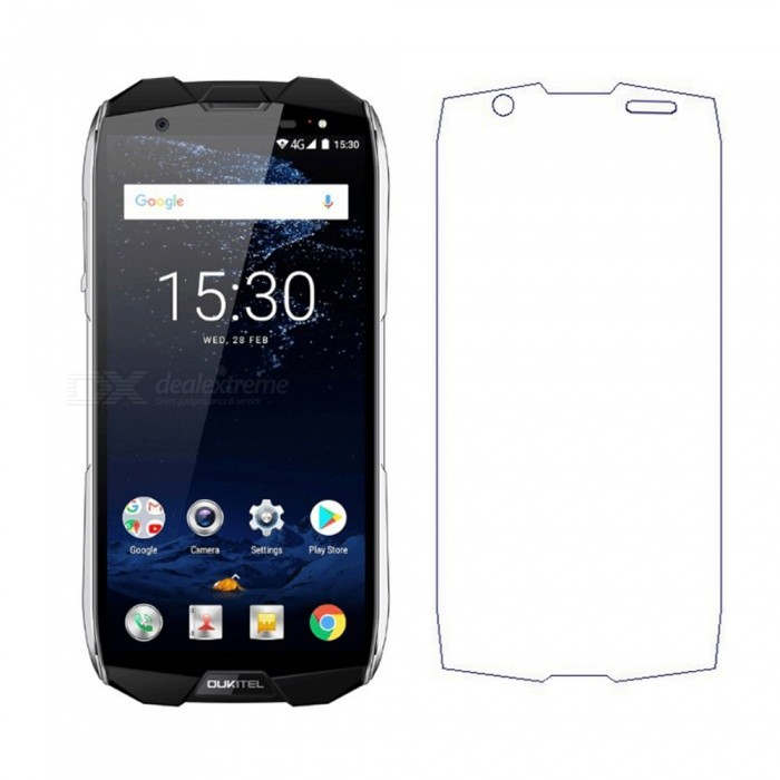 Naxtop Tempered Glass Transparent Screen Protector for OUKITEL WP5000