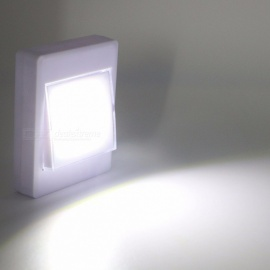 Outdoor Emergency Night Light With Strong Magnet Wall Corridor Work Lights White/White