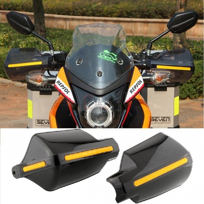Motorcycle-Hand-Guard-Handguard-Shield-Windproof-Motorbike-Motocross-Universal-Protector-Modification-Protective-Gear