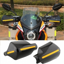bouclier de garde-main de garde-main de moto, coupe-vent protection de motocross universel protecteur modification équipement de protection clair