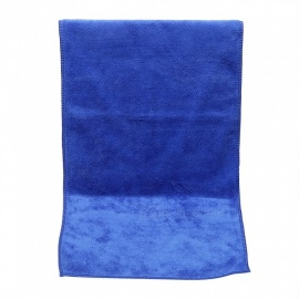 ESAMACT 2Pcs Car Wash Towel Cleaning Tool, Ultra Soft Microfiber Cloth for Car Wax Polish Carstyling Auto Care Detailing