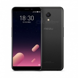 Meizu S6 5.7inch Exynos 7872 A73 Smartphone Cell Phone With 3GB RAM 64GB ROM Super MBack MTouch Black