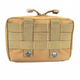 Outdoor Multi-functional Administrative MOLLE Sports Pockets 1000D Travel Emergency Medical Kit