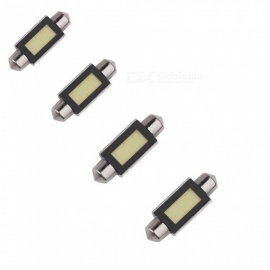 New Double-pointed-cob36mm Car Reading Light Roof Lamp License Plate Light