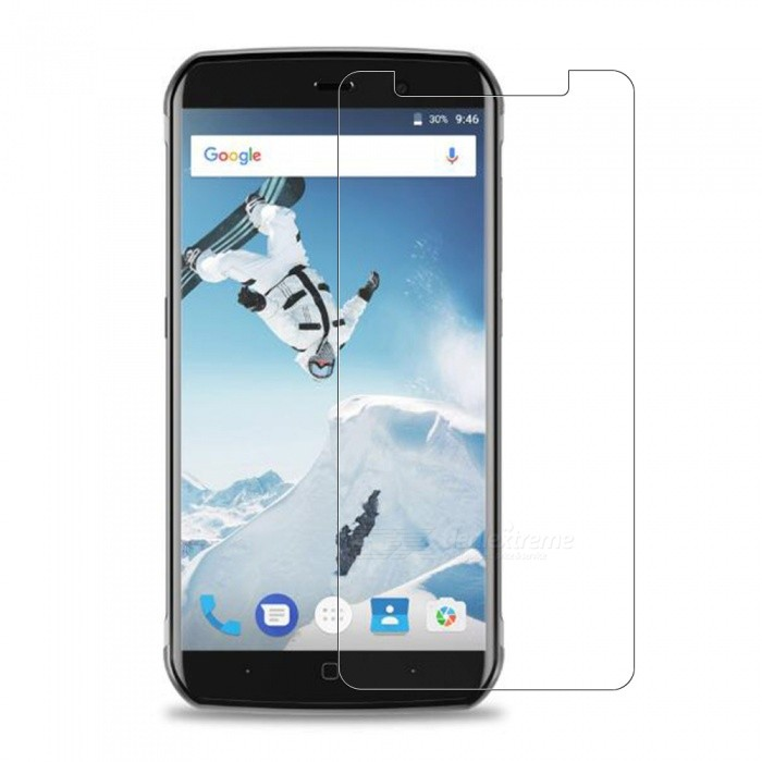 9H 2.5D Tempered Glass Screen Film for Vernee Active - Transparent