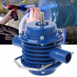 ESAMACT Heavy Duty Self-Priming Hand Electric Drill Water Pump Home Garden Centrifugal LS'D Tool