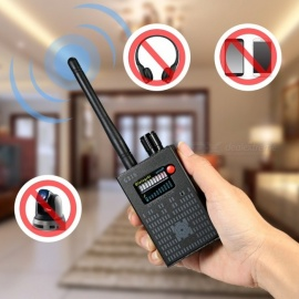Multi-functional Full-range RF Wireless Signal Radio Detector Camera, Auto-detection Tracer Finder