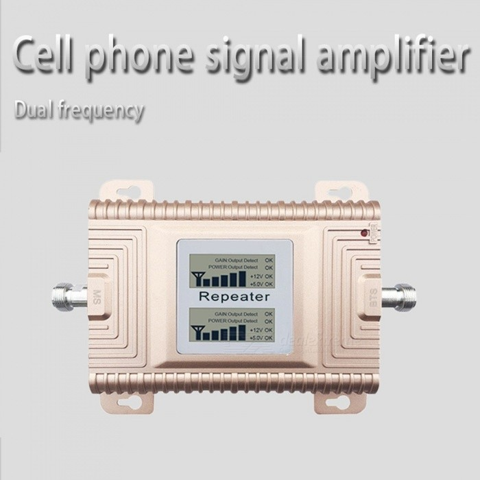 Double-Frequency-GSMPCS-9001900MH-Mobile-Phone-Signal-Booster-Amplifier-Repeater-EU-Plug
