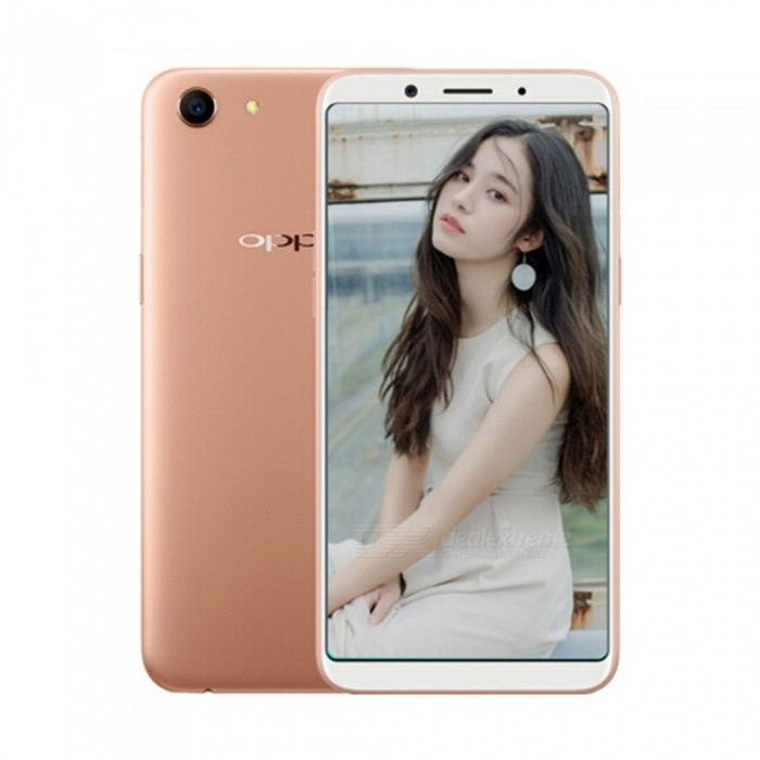 OPPO A83 5.7 Inches TFT Smartphone With Dual SIM, 4GB RAM, 32GB ROM Black