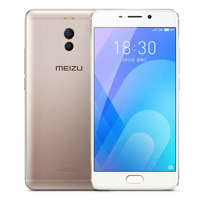 MEIZU Meilan Note6 5.5 Inches Smart Phone With 3GB RAM 32GB ROM, 4000mAh Battery, 16MP Front Camera Black
