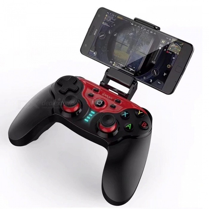 IPEGA PG-9088 Future Soldier Bluetooth Wireless Gamepad Gaming Remote Controller For Android, Windows System, PC, Phone Black