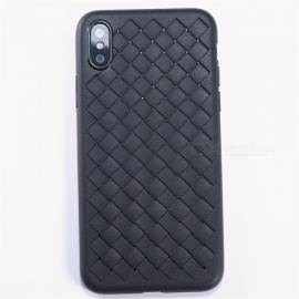 Benks Heat Dissipation WeaveIt TPU Mobile Phone Protective Case for iPhone XS Max 6.5 Black