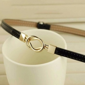 New Belt For Women Leather Waist Belts Hook Button Fashion Women\'s Genuine Ceinture Decorative Skirt White