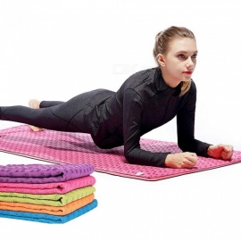 Professional-Yoga-Towels-Nonslip-Absorb-Water-Yoga-Blankets-PVC-Sport-Mats