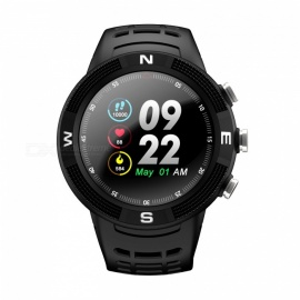 NO.1 F18 GPS Sports Smartwatch - BLACK