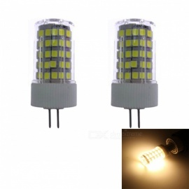 JRLED G4 10W Warm White 2835 SMD 86-LED Light Bulb Dimmber LED Lamp, AC 230V