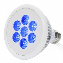 E27 LED 21W Plant Growing Lamp Full Bull Light Plant Growth Light Blue/21W/E27