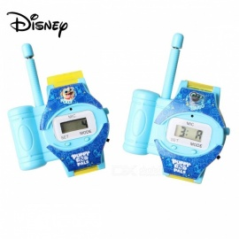 Disney Junior Puppy Dog Pals Walkie Talkie Watch Interphone For Children Above 3 Years Of Age Blue