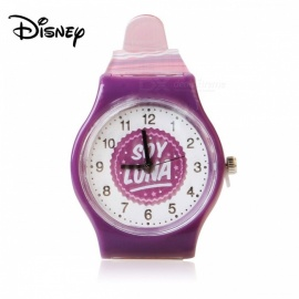 Disney Soy Luna Original Watches Toy Learning Tool For Children Above 3 Years Of Age Pink