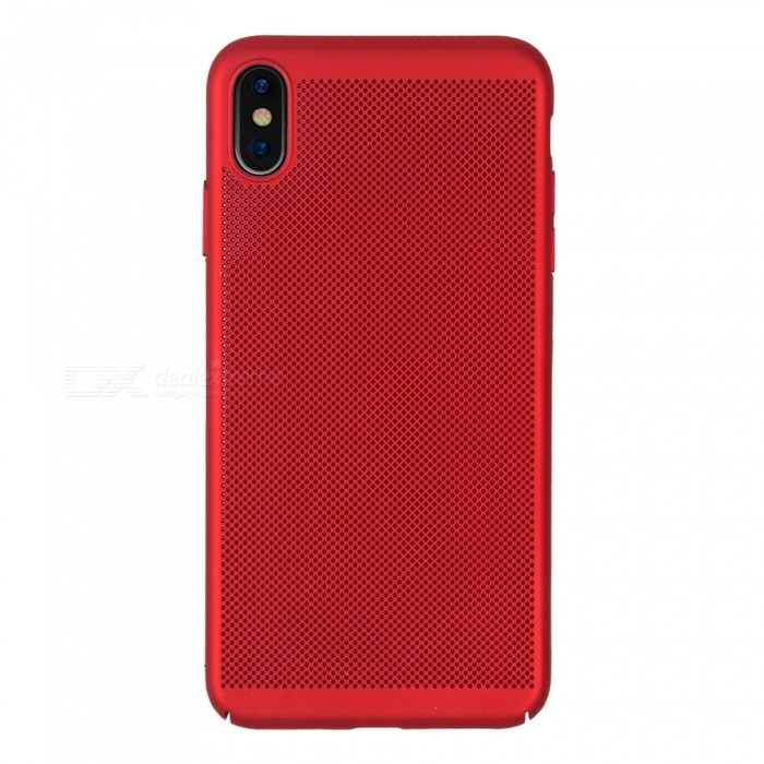 Ultra-thin Protective Plastic Back Cover Case for IPHONE XS Max