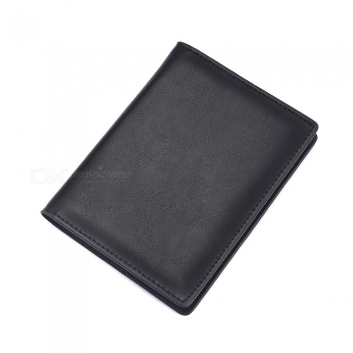 JIN BAO LAI Men Credit Card Holder Leather Luxury RFID Card Wallets Brand Male Purse Dollar Price Business Wallet