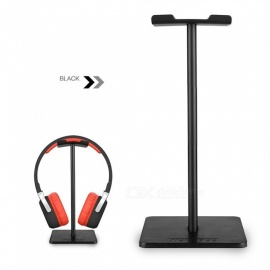 New Bee Desktop Type Aluminum Alloy Headphone Display Bracket Stand Support Black