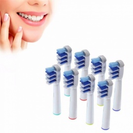 1 Set High Quality EB-30A Electric Toothbrush Heads For Oral B Keep Clean Transparent Separate Brushbrush Multi