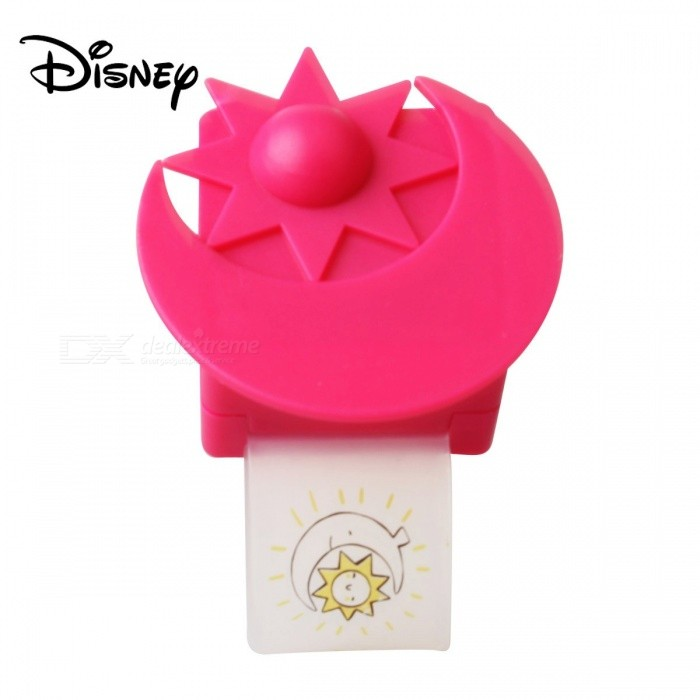 Disney Soy Luna Luminous Bracelet Kids Wristband Cute Sun And Moon Music Band For Children Gift Red