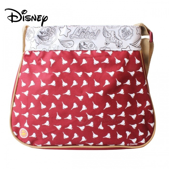 Disney-Soy-Luna-Fashion-Handbags-DIY-Toys-Bags-For-Children-Brown