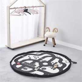 Large-Capacity-Map-Rail-Road-Toy-Organizers-Can-Be-Carpet-And-Storage-Bags-BlackL