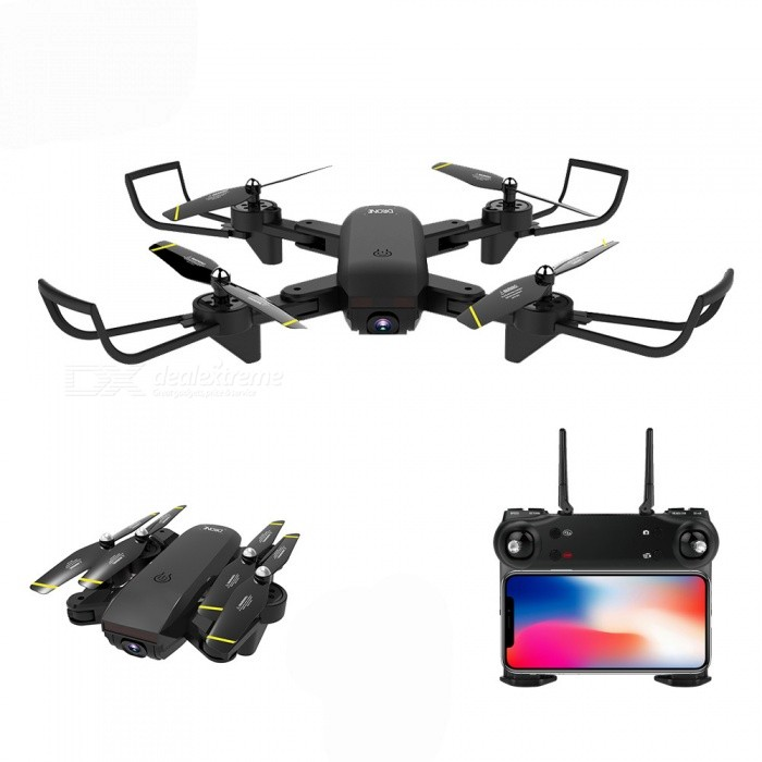 SG700-S Wi-Fi FPV Foldable Selfie RC Helicopter Quadcopter, Palm Control Drone with HD 1080P Camera, Optical Flow Positioning
