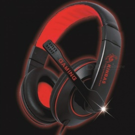 KINBAS-35mm-Plug-Wired-Over-Ear-Gaming-Headphone-Comfortable-Noise-Cancelling-Headset-With-Microphone-Black