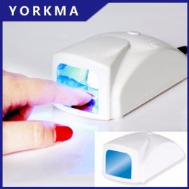YM-205-25W-Phototherapy-High-Efficiency-LED-Nail-Dryer-Fast-Baking-Lamp-Nail-Art-Tools-White