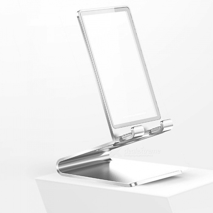 BASEUS Universal Desk Mobile Phone Holder Full-screen Glass Geometric Shape Holders Black