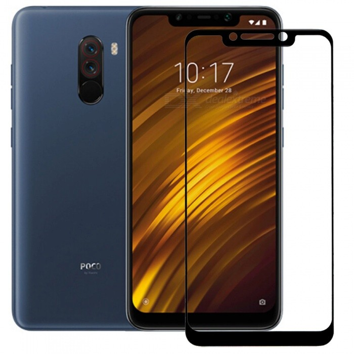 ASLING Full Tempered Glass Screen Protectors for Xiaomi Pocophone F1