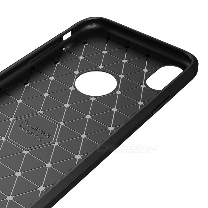 """Dayspirit Wire Drawing Carbon Fiber TPU Case for IPHONE XR 6.1"""""""