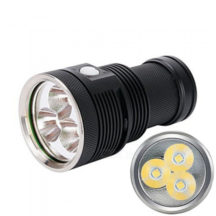 ESAMACT HaikeLite MT03 II Devourer XHP70.2 2SPS New Driver 12000LM High Power LED Flashlight