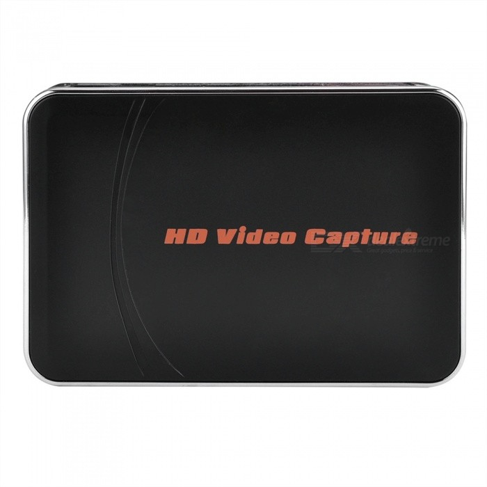 280H HD Game Video Capture Card, 1080P HDMI Recorder Box for Xbox PS3 PS4 Video Camera TV Set-top Box