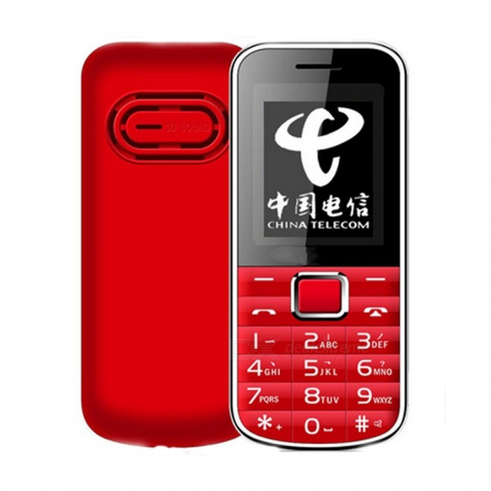 "G3 1.8"" Big Battery Big Vocie Big Speaker Long Standby Single Sim Powerful Torch Old Man Cellphone"