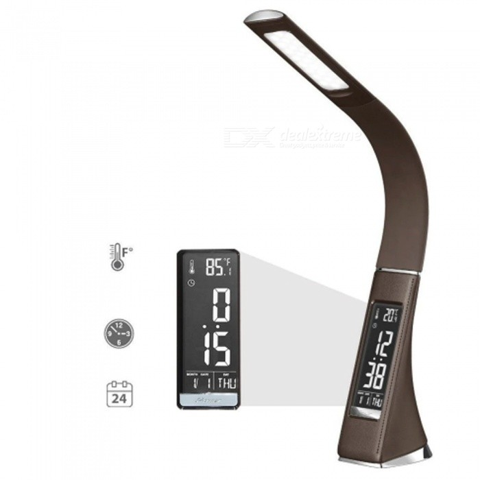 Creative-LED-Desk-Lamp-Dimming-Touch-Leather-Texture-Folding-Reading-Table-Lamp-With-Alarm-Clock-Calendar-LCD-Display-Black0-5W