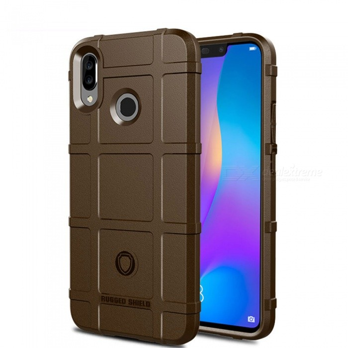 Naxtop TPU Shield Full-Body Rugged Holster for Huawei P Smart+ / nova 3i