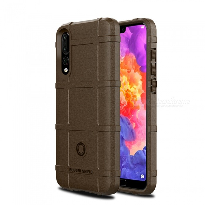 Naxtop TPU Shield Full-Body Rugged Holster for Huawei P20 Pro