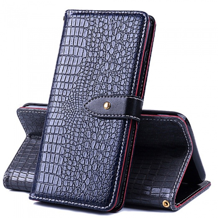 Naxtop Phone Wallet Case, Flip PU Leather and Soft TPU Inner Sleeve Holder Cover Case for Doogee BL5000