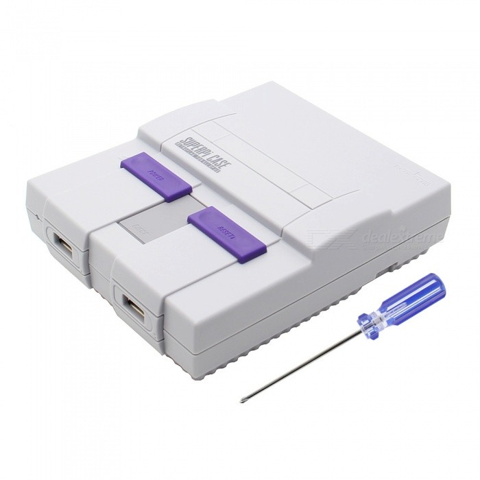 Retroflag-SUPERPi-Case-SNES-Game-Console-for-Raspberry-Pi-3-Model-B2b(Plus)3B