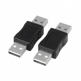 USB Male to USB Male Connector (2 PCS)