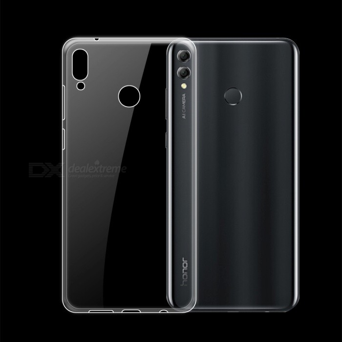 Dayspirit Ultra-Thin Protective TPU Back Case for Huawei Honor 8X Max