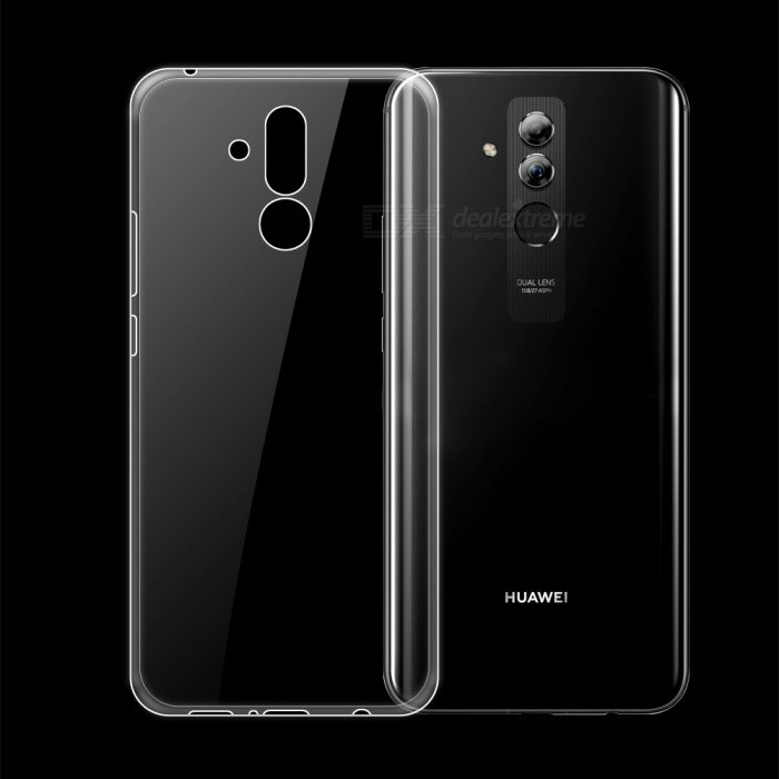 Dayspirit Ultra-Thin Protective TPU Back Case for Huawei Mate 20 lite
