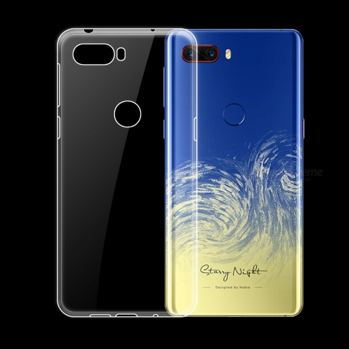 Dayspirit Ultra-Thin Protective TPU Back Case for ZTE Nubia Z18